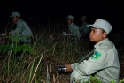 Click to see details of Anti-poaching patrol