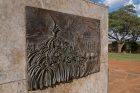 Click to see details of Ivory Burning Site Monument, Nairobi National Park, Kenya