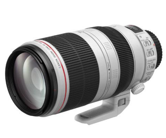 Canon 100-400mm f4.5-5.6 IS 11 USM lens